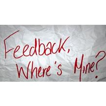 Asking For Feedback During University Studies